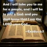 I am and I will