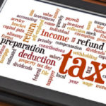 tax word cloud